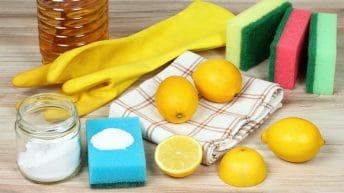 Obyčejný citron či ocet pomohou dokonale vybělit zašedlé záclony. Bez zbytečné chemie