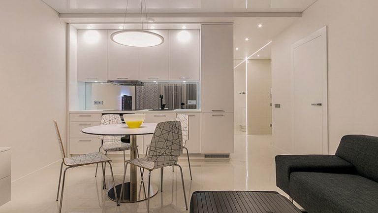 Co může opticky zmenšit váš byt, aniž byste o tom věděli?