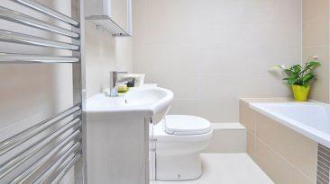 Jak vyřešit koupelnu v paneláku