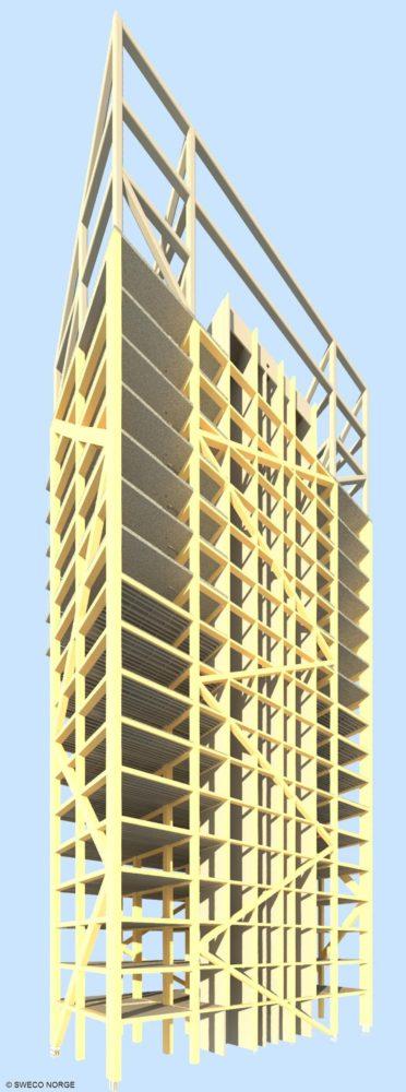 43811 3D-modell av Mj_starnet screen