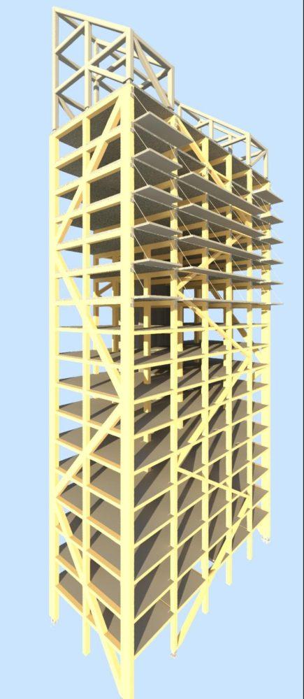 43812 3D-modell av Mj_starnet screen
