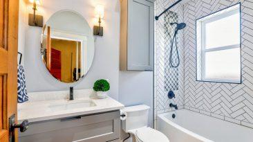 Toaleta spojená s koupelnou: poradíme, jak si zajistit soukromí