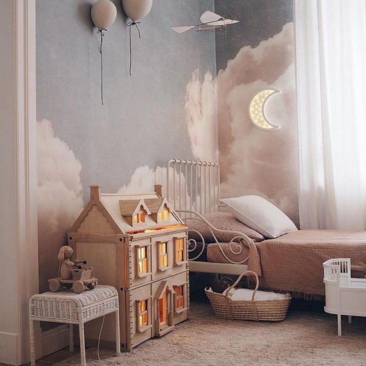 Idees-de-pepiniere-pour-les-chambres-d39enfants-Rideaux-pour