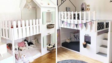 Dobrou noc a sladké sny: jak vypadá postel, do které se děti budou těšit?