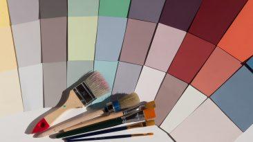 Pouštíte se do malování svépomocí? Pozor na barvy a to, jak je kombinujete