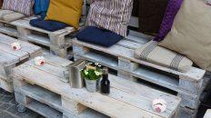 Paletový nábytek je hitem! Co všechno si lze z palet vyrobit?