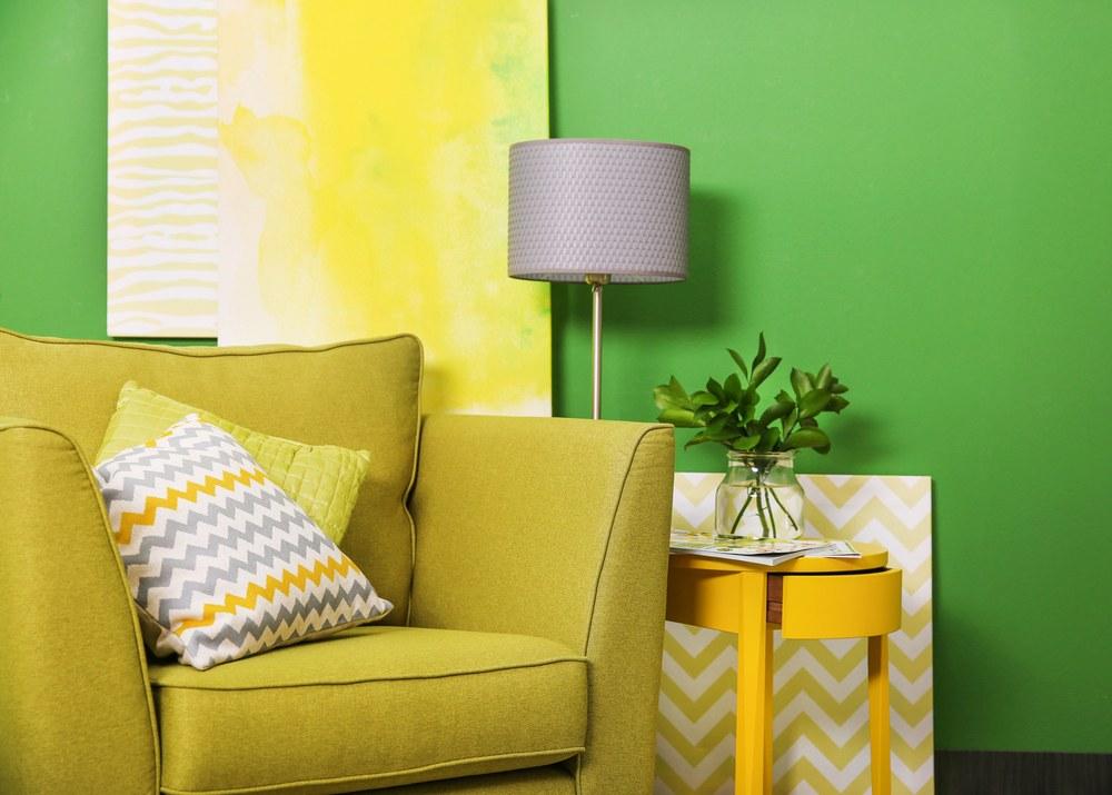 Netradiční barvy rozzáří váš interiér