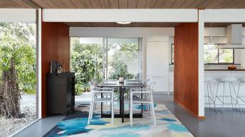 Citlivá renovace Eichlerovy vily zachovala původní ráz poválečného domu