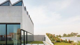 Architekti se vyřádili. Stavba přepychového domu měla neomezený rozpočet
