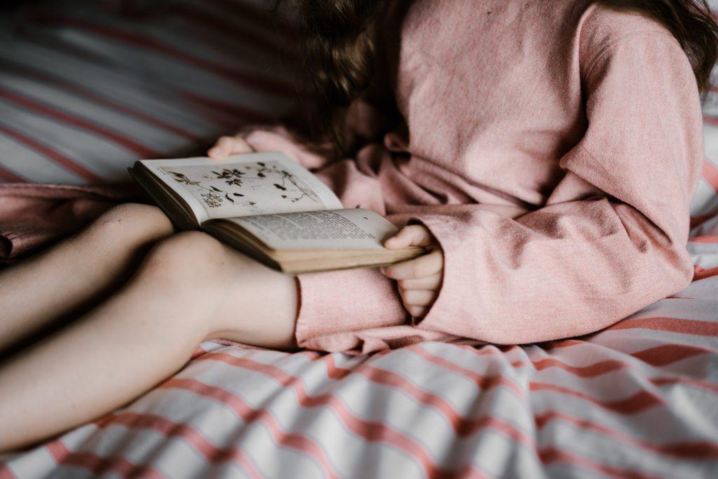 četba knihy